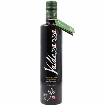 Premium Spanish Coupage Extra Virgin Olive Oil by Valdezarza 17 oz