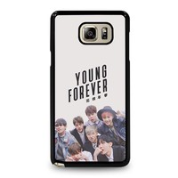 BTS BANGTAN BOYS Samsung Galaxy Note 5 Case Cover