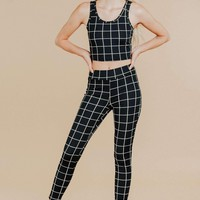 Bekka 2 Piece Crop Top and Legging Set