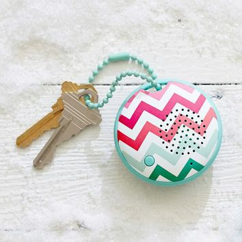 Girls Bluetooth Speaker Keychain