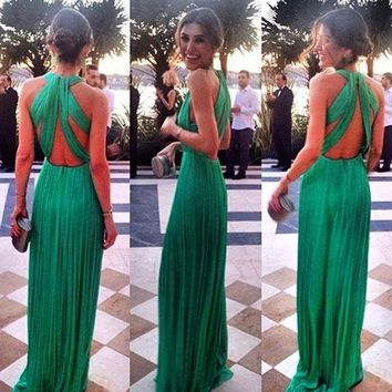 ONETOW Women Long Formal Prom Dress Cocktail Party Ball Gown Evening Bridesmaid Dress = 1946467268