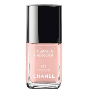 LE VERNIS NAIL COLOUR (655 BEIGE ROSE) - LE VERNIS - Chanel Makeup
