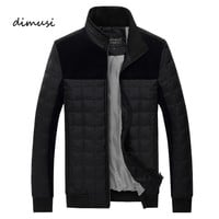 DIMUSI 2017 Winter Parkas Men Jacket Brand Casual Mens Jackets And Coats Thick Parka Men Outwear Casaco Masculino 3XL,YA681