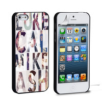 5SOS Initial iPhone 4 5 6 Samsung Galaxy S3 4 5 6 iPod Touch 4 5 HTC One M7 8 Case