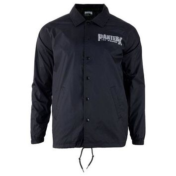 DCCKU3R Pantera - 101 Proof Cut N Sew Adult Coaches Jacket