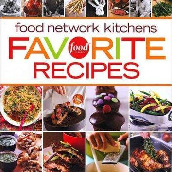 Food Network Kitchens Favorite Recipes