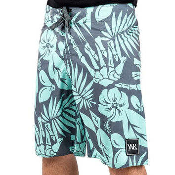 Young and Reckless - DEAD MAN SURF Boardshorts
