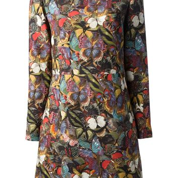 Valentino Butterfly Dress
