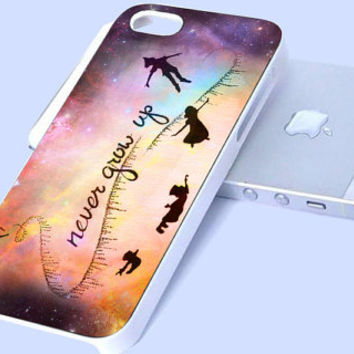 Disney New Peter Pan Quote iPhone case, iPhone 4/4s/5/5c/5s Case, Samsung Galaxy s3/s4 case cover