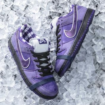 "Concepts x Nike SB Dunk Low ""Purple Lobster"" BV1310-555"