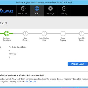 Malwarebytes Anti-Malware Premium 2.2.0.1024 Lifetime Key [Serial + License ] - Full Serial Key
