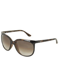 **Havana Cats 1000 Sunglasses by Ray-Ban - Tortoise She