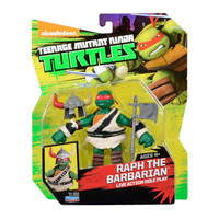 Raph The Barbarian LARP Teenage Mutant Ninja Turtles Action Figure