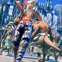 Final Fantasy XII Vaan Video Game Poster 18x24