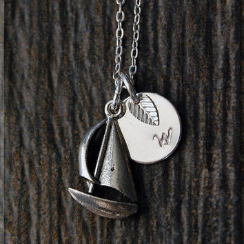 Shop Sailboat Jewelry on Wanelo