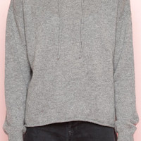 Giovanna Knit Hoodie - Just In