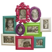 Multi Photo Frame with 9-Openings | Shop Hobby Lobby