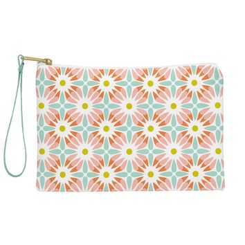 Heather Dutton Crazy Daisy Sorbet Pouch