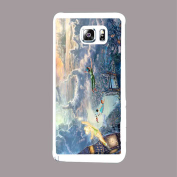 Disney Peter Pan Art Design for Samsung Galaxy Note 5 Case *NP*