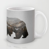 The Kodiak Brown Bear Mug by Davies Babies