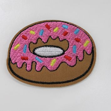 Big Doughnut Patch