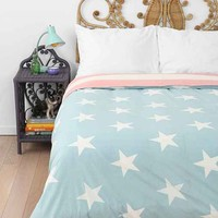 American Flag Duvet Cover- Multi