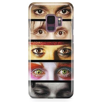 Johnny Depp Samsung Galaxy S9 Plus Case | Casefantasy