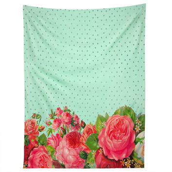 Allyson Johnson Favorite Floral Tapestry