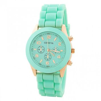 Geneva Casual Watch for Summer