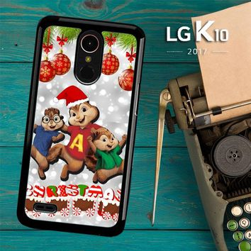 Alvin And The Chipmunks And The Chipettes D0268 LG K10 2017 / LG K20 Plus / LG Harmony Case