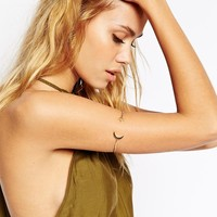 ASOS Moon and Star Arm Cuff