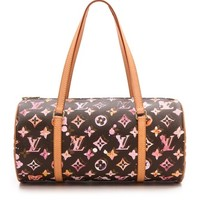 What Goes Around Comes Around Louis Vuitton Watercolor Papillon 30 Bag