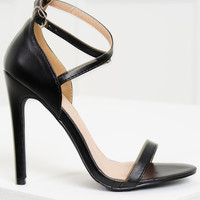 Stephanie Heels - Black
