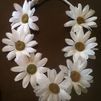 Field of Daisys Headband from Diamond Life Boutique