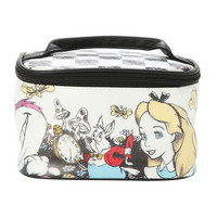 Disney Alice In Wonderland Train Case