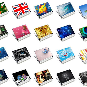 """Hot designs 10"""" 10.1"""" 10.2"""" Inch PVC Notebook Decal Laptop Skin Netbook Sticker Dust-proof Waterproof Cover Protector"""