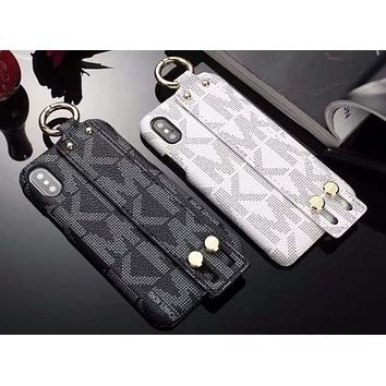 Perfect Michael Kors MK Fashion iPhone Phone Cover Case For iphone 6 6s 6plus 6s-plus 7 7plus 8 8plus X