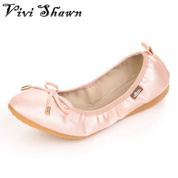 High Quality Women Flats 2017 Summer Hot Sale Ballet Flats Women Leather Shoes Loafers Female Boat Shoes Zapatos Chaussure Femme