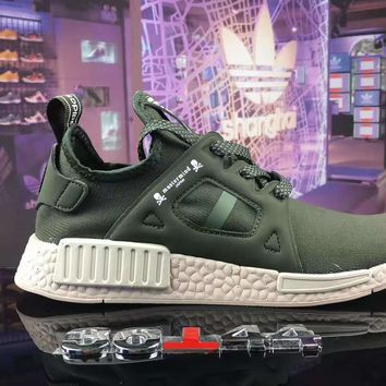 Best Sale Adidas NMD XR1 Mastermind Japan Olive Green