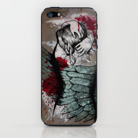 Fallen iPhone & iPod Skin by Frances Louw | Society6