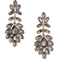 H&M Earrings with Glass Beads $12.99