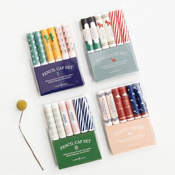 Iconic Pencil Cap Set