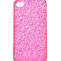 Jeweled iPhone®Case - PINK - Victoria's Secret