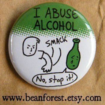 alcohol abuse by beanforest on Etsy