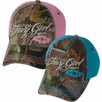 Chevrolet Ladies Camo Cap-Chevy Mall