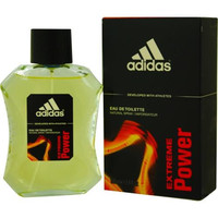 Adidas Extreme Power By Adidas Edt Spray 3.4 Oz (developed With Athletes)