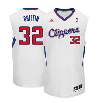 Blake Griffin - Los Angeles Clippers - Rep. Home Jersey