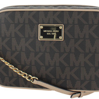 Michael Kors Jet Set Women's Large Crossbody Handbag
