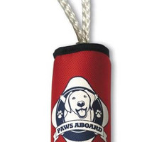 Paws Aboard Training Dummy Dog Water Toy