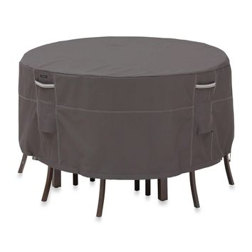 Ravenna Patio Table & Chair Set Cover - Round Tall